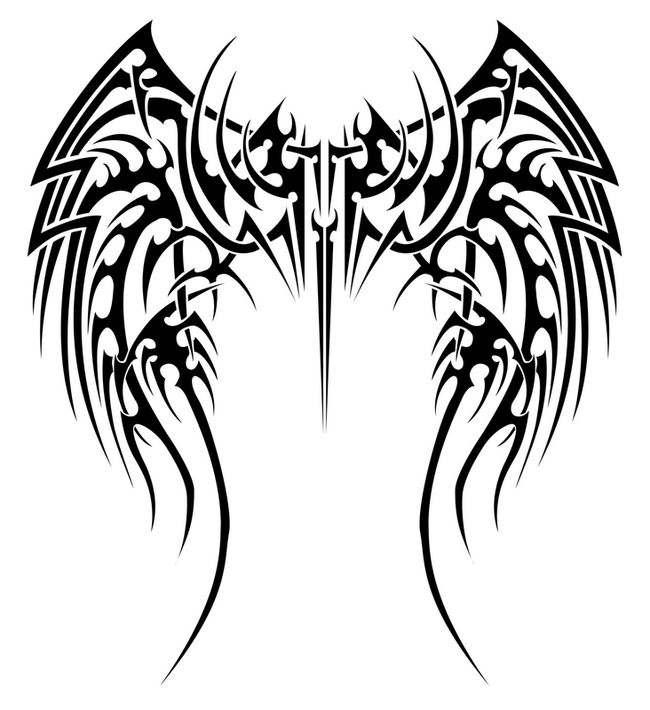 5fcc7a011 Blood Warriors Characters Creation Of Blood Warrior Tattoo Design ...