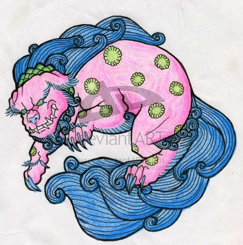 Simson Tattoo New Design