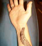 Valkyrie Protection On Forearm By Thefunkyone On Deviantart
