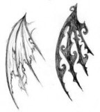 Wing Tattoo Picture Example