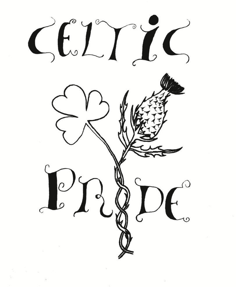 Celtic Pride Tattoo Design By Veritasaequitas90