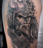 Viking Tattoo By Max Inkspot