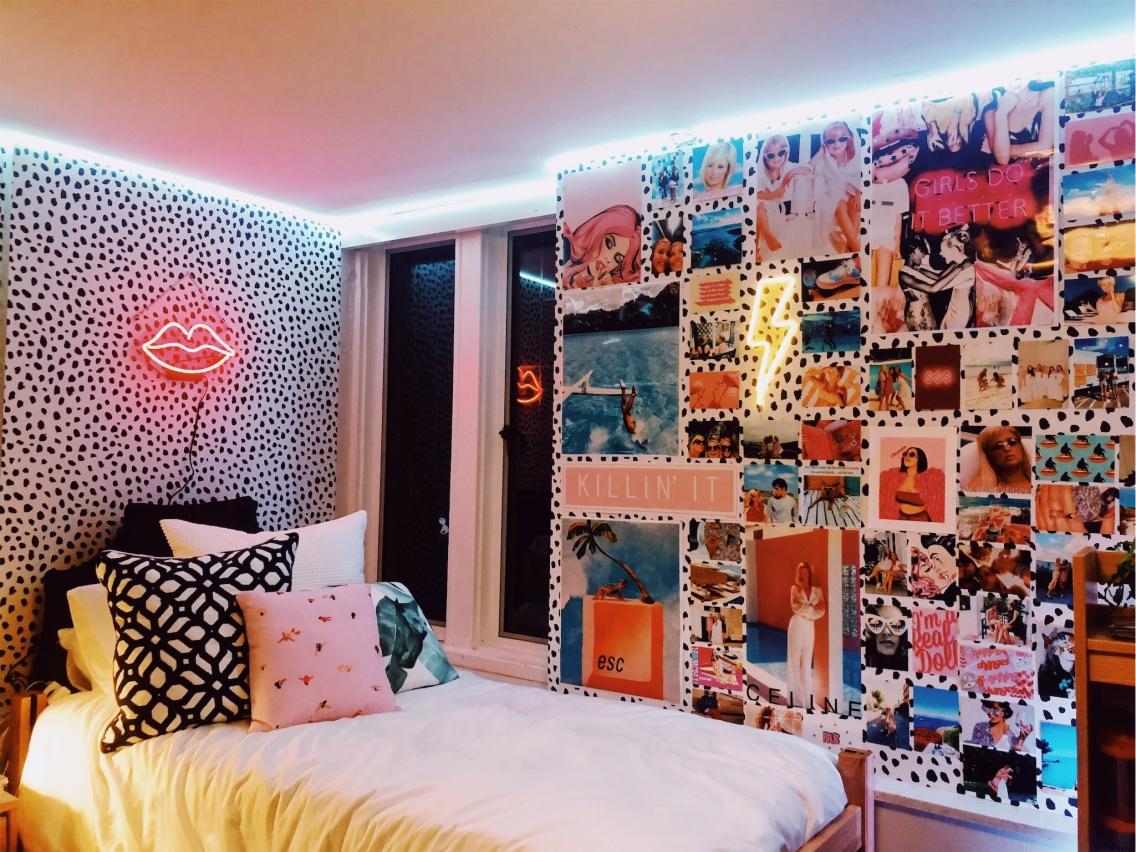 vsco bedroom