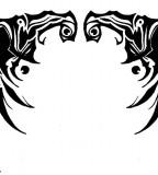 Cool Tribal Back Tattoo Wings by Joeyz (Deviantart)
