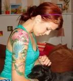 Art Body Tattoos Half Sleeve Upper Arm