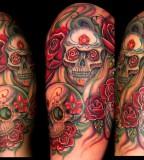 Half Sleeve Arm Tattoo Ideas