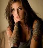 Beautiful Tattoo Half Sleeve Ideas for Women