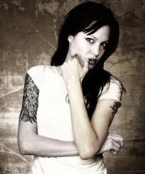Tribal Half Sleeve Tattoo Design for Women