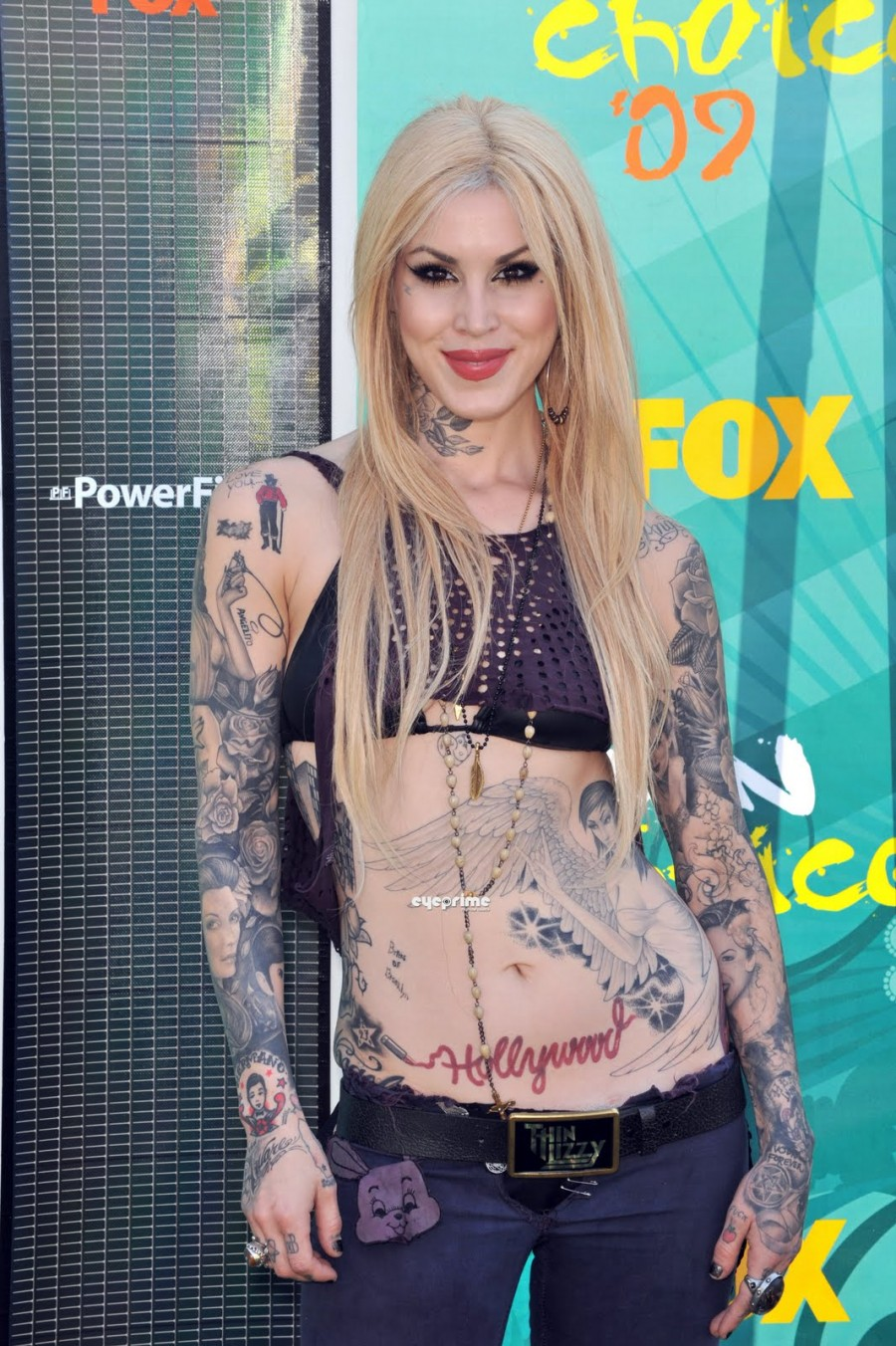 Kat Von D is Most Famous and Best Tattoo Artist