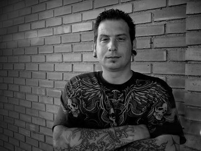Gary Gray Jr Famous Tattoo Artist